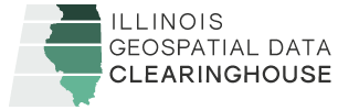 Illinois Geospatial Data Clearinghouse (logo)