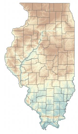 Illinois Lidar Inventory
